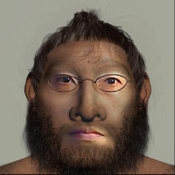 An_early_human_homo_neanderthalensi
