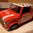 1997 MONTE CARLO RALLY MINI