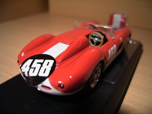 フェラーリ500TRC 1957年