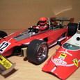 フェラーリ312T 1975年 ニキ・ラウダ