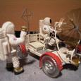 LRVムーンカー・アポロ15号1971年
